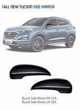 OEM Front Side Mirror Cover Black Painted LH + RH for HYUNDAI 2016-2018 Tucson