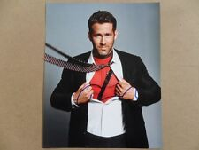 New listing Ryan Reynolds Signed  Autographed Photo