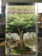 PoPoLoCrois (Sony PSP, 2005) Original Factory Sealed