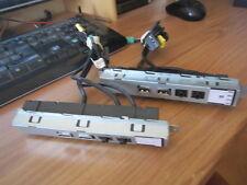 2 CARTE PANNEAU USB AUDIO IO PORTS PANEL BOARD DELL OPTIPLEX 390 3010 DT 0R4V2G