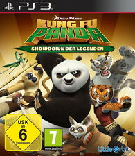 Kung fu panda: Showdown delle leggende (Sony Playstation 3, 2015, DVD-BOX)