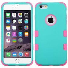 Fundas y carcasas Para iPhone 6 color principal rosa de silicona/goma para teléfonos móviles y PDAs