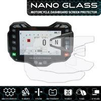Ducati Multistrada 950 1200 1260  (2015+) NANO GLASS Screen Protector x 2