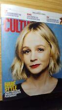 UK Times Culture  magazine CAREY MULLIGAN. LADY GAGA.MARIANELA NUNEZ. 28.1.18