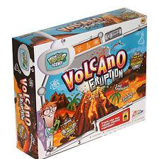 Childrens secoué volcan éruption Kit Science Enfants Expérience modèle R09-0027