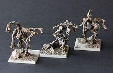 Warhammer/edad de Sigmar aos/Wood Elf slyvaneth treekins Pintado