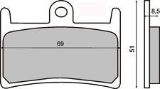 225101060 RMS front brake pads YAMAHAFZR 250 R2501989>
