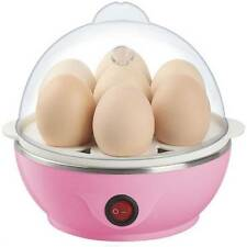 Egg Boiler Electric Boils Eggs Quite Fast Egg Poacher Steamer, Cooker, Fryer