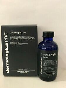 DERMALOGICA ULTRABRIGHT PEEL 4oz/118ml [BRAND NEW}with box