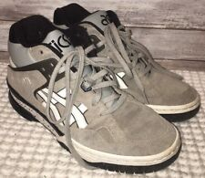 Asics Gel-Spot Lyte (H525L) Gray Suede Basketball Athletic Sneakers Mens Size 8