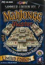 Mahjongg Master collezionisti: 5 versioni WinXP NUOVO & Subito