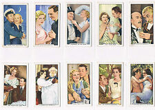 In Plastic Sleeves Film/Film Stars Collectable Trade Cards