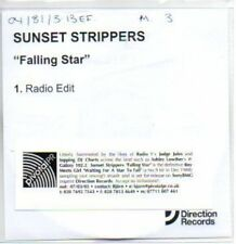 (442H) Sunset Strippers, Falling Star - DJ CD