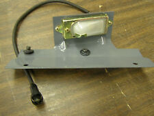 NOS OEM Ford 1973 up Truck Rear Bumper License Plate Light 1974 1975 1976 1977