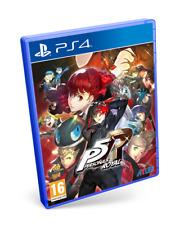 Persona 5 Royal Standar Edition PS4 Pal España Nuevo Precintado FISICO