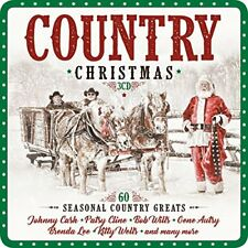 Country Christmas : Seasonal Country Greats [CD]