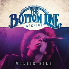 Willie Nile - The Bottom Line Archive Series (1980 and 2000) [CD]