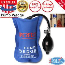 Car Air Pump Inflatable Wedge Big Bag Shim Door Window Lock Alignment Hand Tool