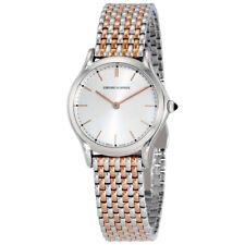 Emporio Armani Classic Silver Dial Ladies Watch ARS7001
