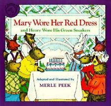 Mary Wore Her Red Dress, and Henry Wore His Green Sneakers-ExLibrary