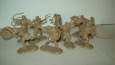 Lot of all eight Toy Soldiers of San Diego Figure Set # 19, The Barbarians