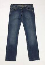 Lee lynn narrow jeans donna usato W29 tg 43 slim skinny stretch vita basss T3642