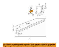 HVAC Blower Relay Chevrolet Silverado 07 08 09 10 11 12 13 ACDelco D7065C J2 K3