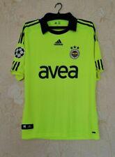 Fenerbahce Turkey 2008 - 2009 away football shirt jersey Adidas size L