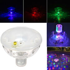 Luce Lampada LED Galleggiante Piscina Piscine Tub Fluttuante/Sott'acqua Lampada
