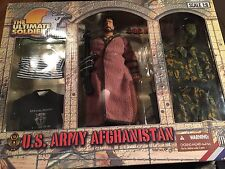 Ultimate Soldier Rare 1/6 U.S.Army/SF Weapons Sgt Afghanistan Action Figure, NIB