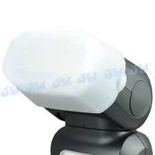 JJC Flash Diffuser Dome Bounce Cap Box for NIKON Camera SPEEDLITE SB-500 SB500