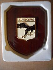 CREST 32° Stormo Aeronautica Militare Brindisi  [CR-88]