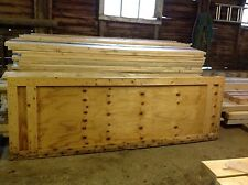 Reclaimed ply-wood, plywood / sheets 2670mm X 880mm  Light Use , Lots In Stock !