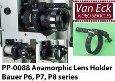 Lens holder Bauer P6-P7-P8 for scope / anamorphic lenses - PP-0088 - Van Eck