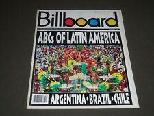 1994 DECEMBER 10 BILLBOARD MAGAZINE - GREAT VINTAGE MUSIC ADS & CHARTS - O 8066