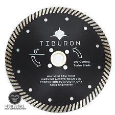 6 Inch Diamond Turbo Saw Blade 10 pieces SUPER PERFORMANCE Cut Granite Concrete