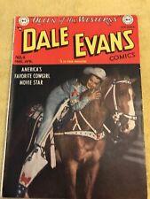 Dc Comic Book: Dale Evans Comics #4
