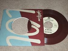 soeur PAT HALL - Do Your Thing - (Marc Bolan) édition limitée marron Vinyle -