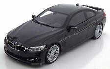 BMW SERIES 4 B4 BITURBO ALPINA COUPE 2015 BLACK METAL GT SPIRIT ZM051 1/18 F32
