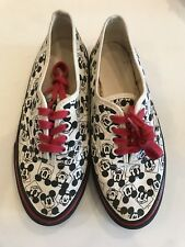 Rare Vintage Vans 80s - Mickey Mouse 6 mens 7.5 womens