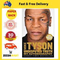 Undisputed Truth: My Autobiography by Mike Tyson (English) Paperback Book Free S
