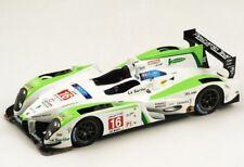 Pescarolo 03-Judd N° 18 Du Mans 2012