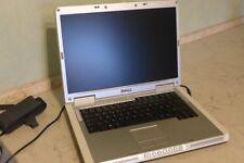 Notebook Dell Inspiron 6400 mit Netzteil