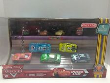 Disney Pixar Cars Speedway 9 Pack Piston Cup Nights