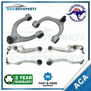 Front Upper Lower Control Arm Lower Caster Arm Fit Ford Falcon FG G6E XR6 XR8 XT