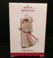 Hallmark Keepsake Ornament 2015 Father Christmas BOX T42