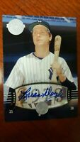 2004 BRIAN DOYLE Auto  SP #153 UD Timeless Teams  Short Print  !