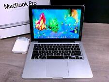 "Apple MacBook Pro Pre-Retina 13"" / Intel Core i5 / 500GB HDD / 3 YEAR WARRANTY"
