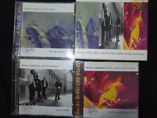 COFFRET 3 CD STEVE COLEMAN'S / MUSIC LIVE IN PARIS / RARE /