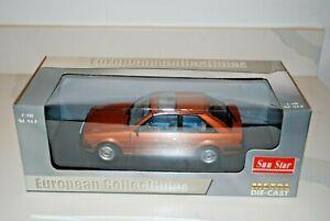 1:18 SunStar - 1981 Ford Escort Mk3 GL Saloon - Aztec Bronze NEW IN BOX last one